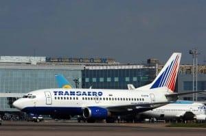 Transaero Boeing 737 aircraft. Photo: Wikimedia Commons