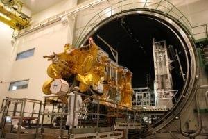 Astra 5B satellite SES