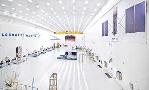GPS 3 processing facility Lockheed Martin
