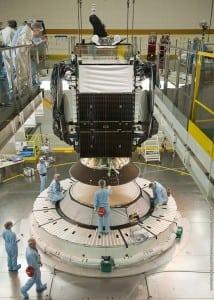 Hylas 2 satellite Arianespace