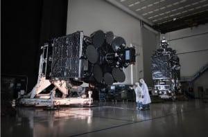 Inmarsat5 F1 and F2