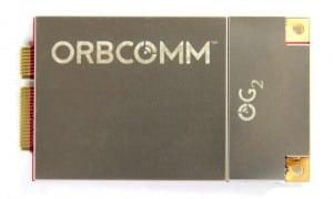OG2 Modem Orbcomm satellite