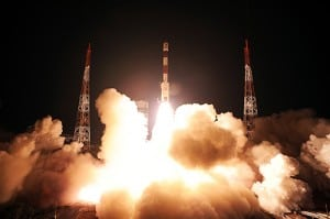 Launch IRNSS 1A PSLV ISRO