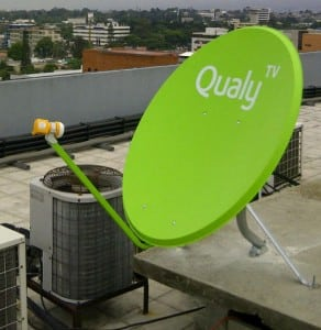 Qualy TV antenna