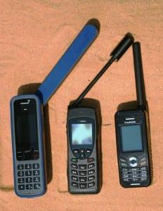 mobile satellite products satphones