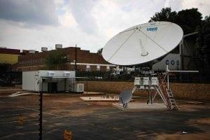 Liquid Telecom's Teraco-based satellite hub