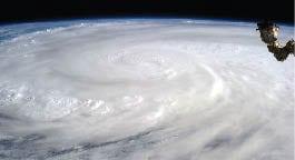 Typhoon Haiyan as seen from the International Space Station. Photo: Astronaut Karen L Nyberg/NASA