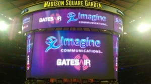 Imagine Communications and GatesAir