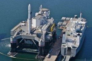 Zenit 3SL ocean-based launch system Sea Launch