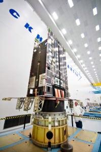 GPS 3 satellite
