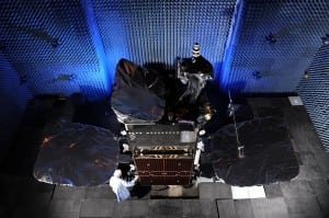 Azerspace 1 satellite Export-import Bank