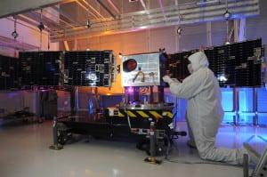 GPIM satellite Ball Aerospace