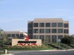 Broadcom headquarters Irvine