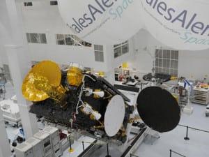Eutelsat21B Thales Alenia Space