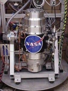 Fly wheel NASA