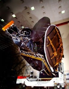 Galaxy 19 Intelsat