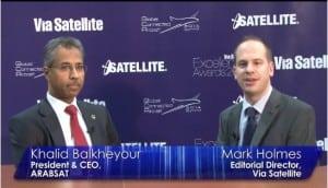 Khalid Balkheyour interview SATELLITE