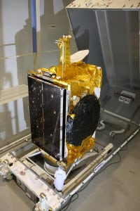 MEASAT-3b shipped to Kourou