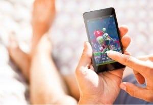 Streaming Smart Phone Broadcom
