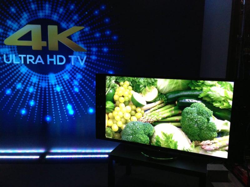 UltraHD 4K