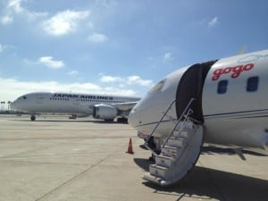 GOGO JAPAN AIRLINES
