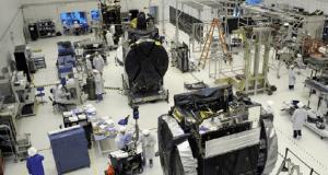 Orbital's Dulles Facility