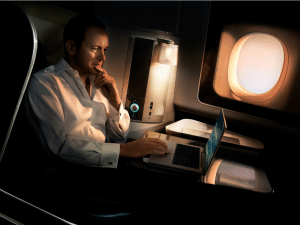 Inmarsat connectivity British Airways