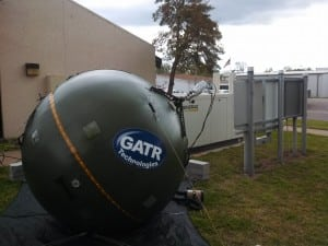 GATR disaster satcom antenna