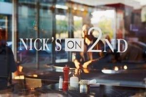 Nicks on 2nd