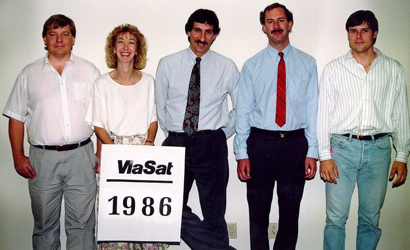 Original ViaSat Team