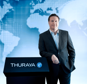 Thuraya CEO