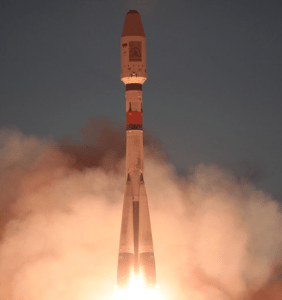Roscosmos Soyuz baikonur