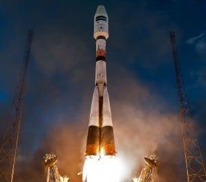 sentinel 1a EU Commission Soyuz
