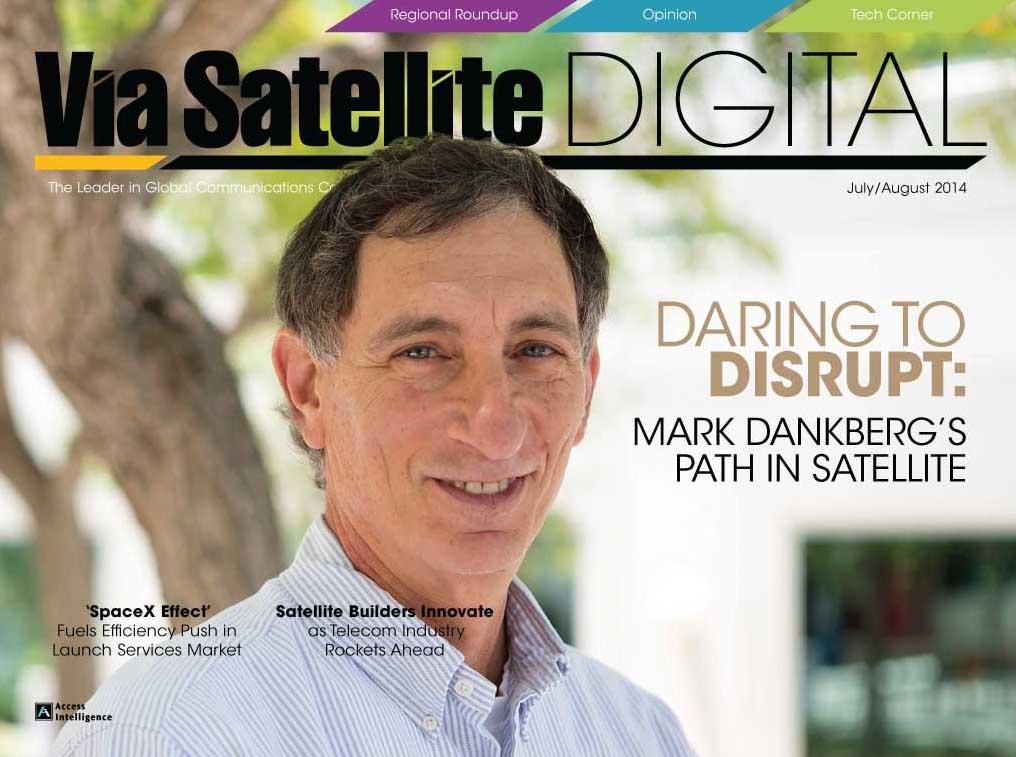 Via Satellite July 2014 - Digital Only