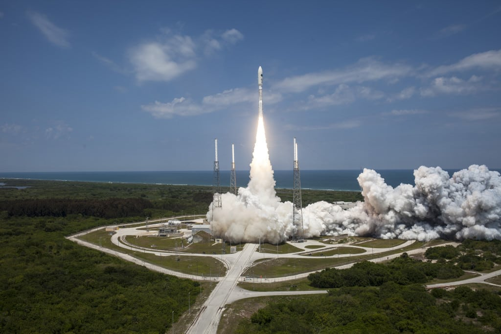 Altras 5 ULA NROL 67 Space Launch Complex-41