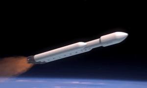 SpaceX Inmarsat Heavy