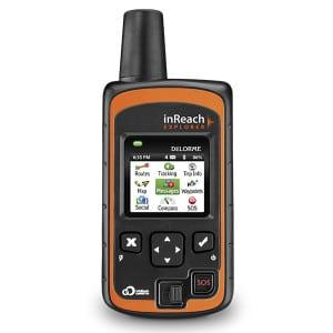 DeLorme inReach GPS