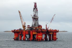 Oil RigNet VSAT