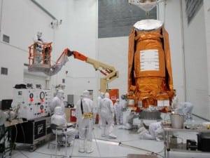 Astrotech Kepler Lockheed