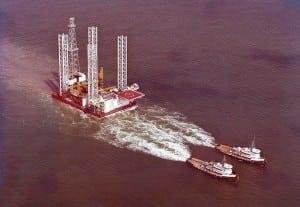 Oil rig SCADA