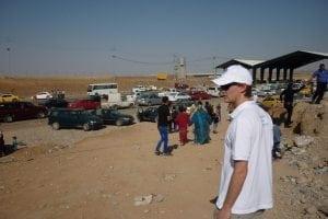 TSF Iraq Inmarsat