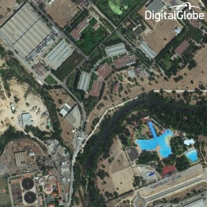 DigitalGlobe WorldView 3 Exelis