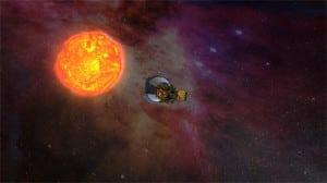 NASA Sun Solar
