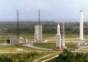 spaceport Arianespace