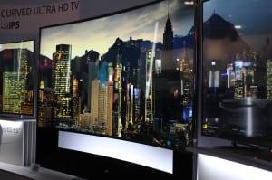 Ultra-HD 4K Television 4KTV