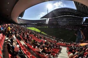 JSAT J-league stadium