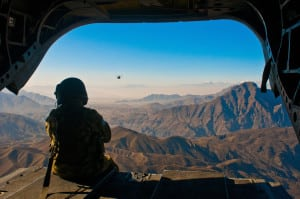 Afganistan soldier