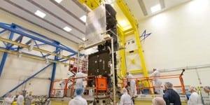 GOES-R Lockheed NOAA