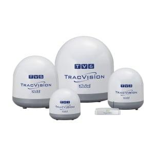 KVH TracVision Antenna