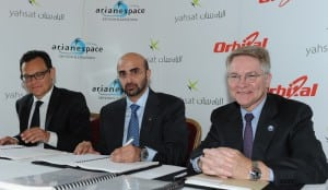 Yahsat Orbital Arianespace